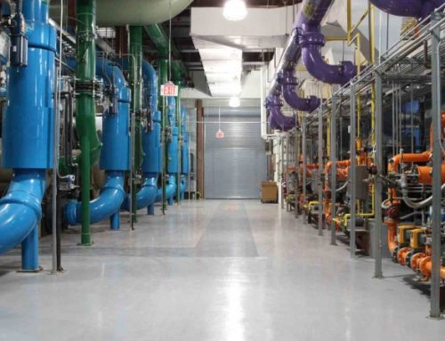 DCO Energy Plant and Co-Generation at Revel