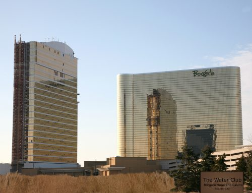 Borgata Waterclub Tower and Expansion