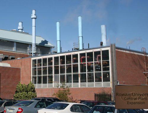 Rowan Central Plant Expansion