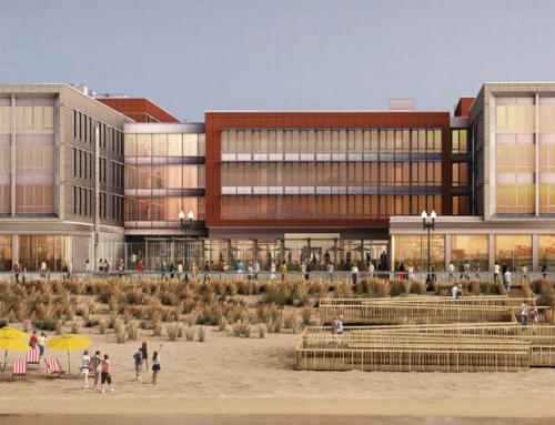 Stockton Campus (Housing, Academic & Parking Garage)