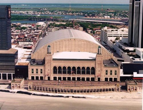 Boardwalk Hall Renovation